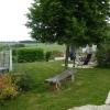 Parc autour de la location de chambre avec piscine près du puy du Fou en Vendée