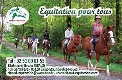 Equitation pour tous à saint maurice des noues