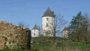 Colline des moulins à Mouilleron en Pareds