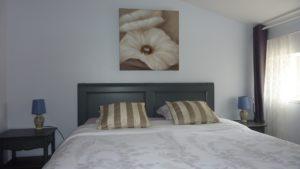 chambre Campanule en location chambre dhote près du Puy du Fou en Vendée