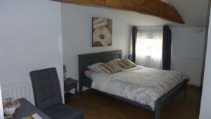 Location b and b Puy du Fou Vendée avec la chambre Campanule