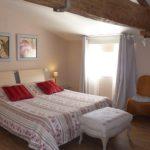 Chambre Glycine en booking chambre dhote Puy du Fou Vendée