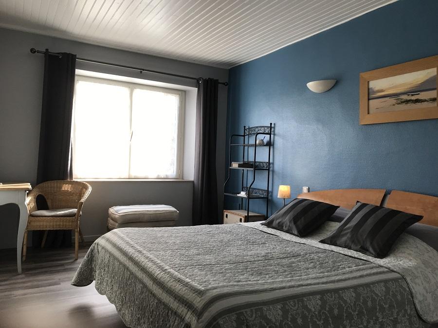 Chambre Silène en location b and b près du Puy du Fou en Vendée